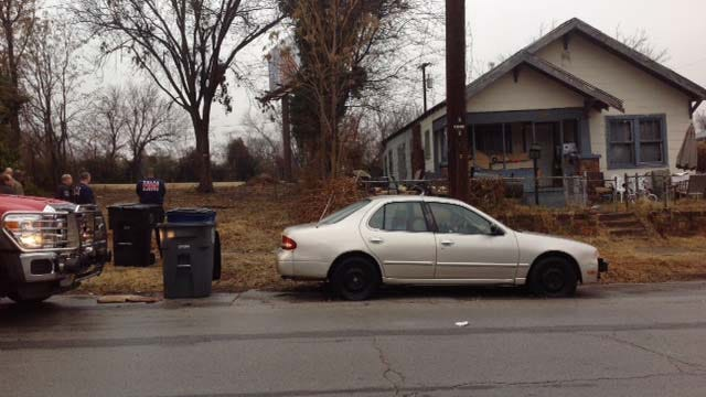 Man's Body Found West Of Downtown Tulsa