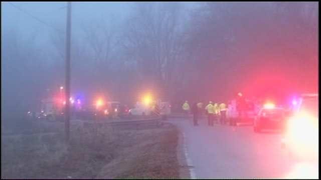 Police Believe Fog A Factor In Fatal Broken Arrow Crash
