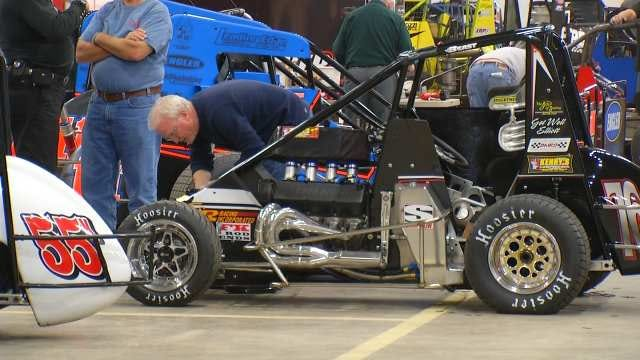Chili Bowl Pros Gear Up For 28th Annual Year In Green Country