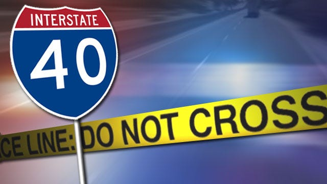 Trucker Dies In Fiery Crash Outside Sallisaw