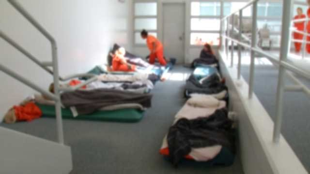 Increasing Number Of Mentally Ill Inmates Adds To Tulsa Jail Overcrowding