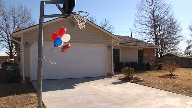 Oklahoma Sergeant Gets New Home In Jenks