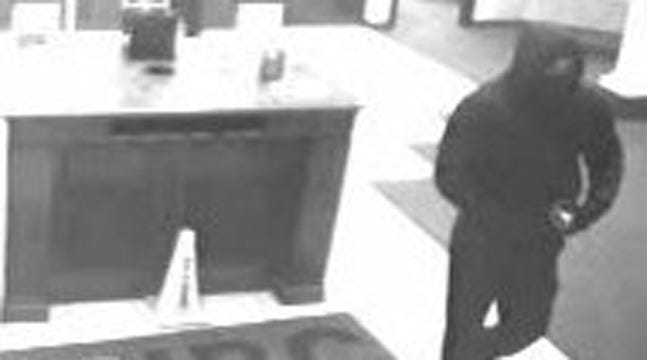 Tulsa Police Looking For Bank Robber