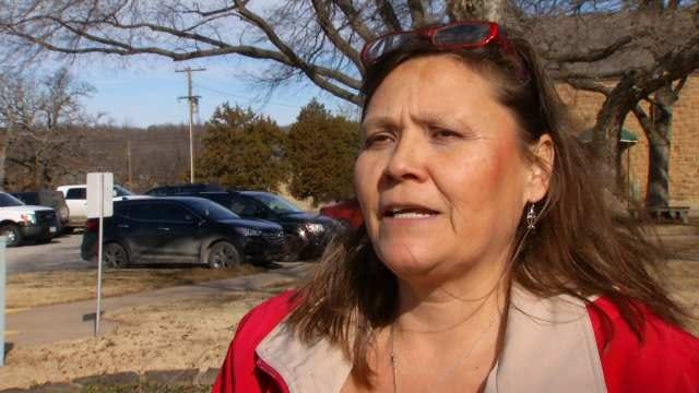 Osage Nation Chief Takes Stand In Own Defense