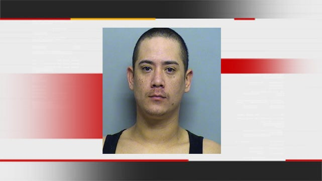 Tulsa Man Arrested For Choking Girlfriend