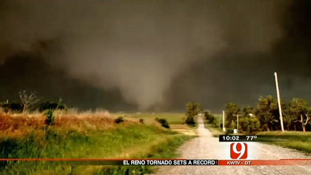 Extreme Weather In 2013 Was Costly To Oklahoma, U.S.