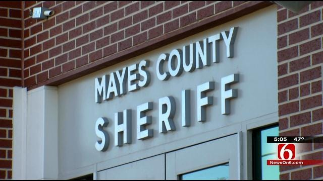 Mayes County Officials Looking For Two Accused Of Carjacking