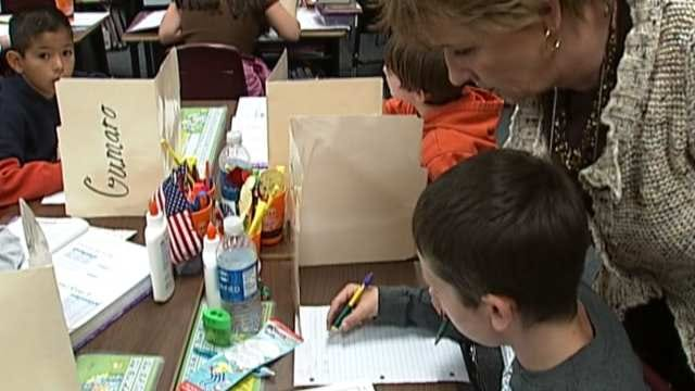 New Bill Would Stop High Stakes Testing For Oklahoma Third Graders