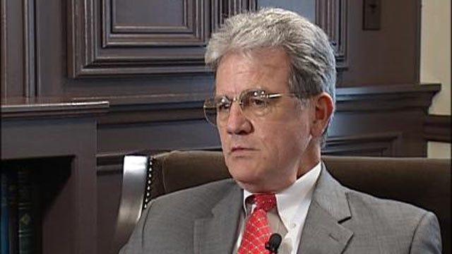 Oklahoma Senator Tom Coburn To Resign After Current Session