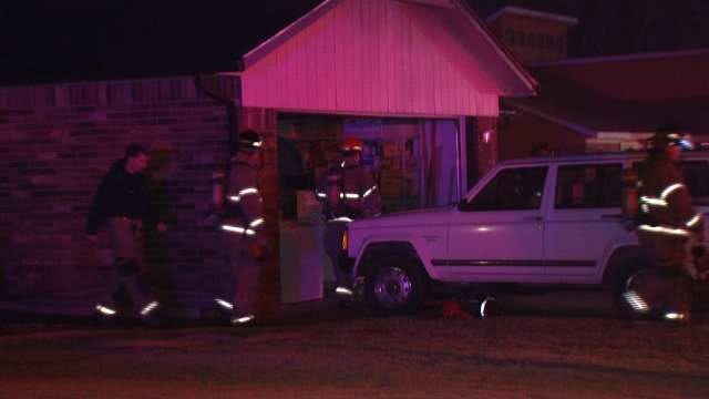 Tulsa Fire Department Investigates Cause Of Two House Fires