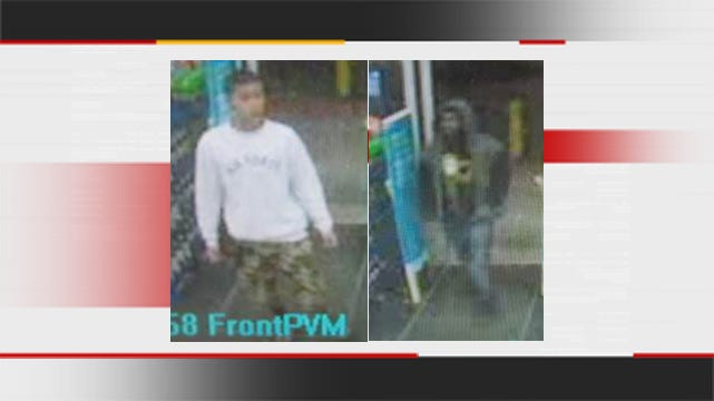 Tulsa Police Looking For Two Men Accused Of Robberies, Shooting