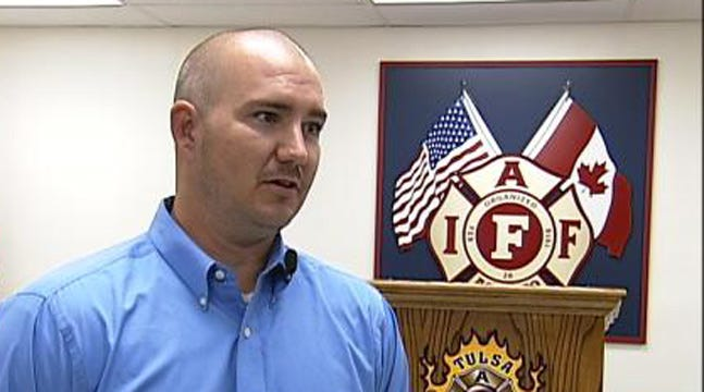 Tulsa Firefighters Union And City Hashing Out Contract Negotiations