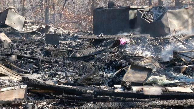 OSU Fire Meteorologist Says Blaze Potential Isn't Going Away