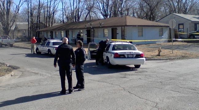 Police: Shotgun Blast Kills Man In North Tulsa