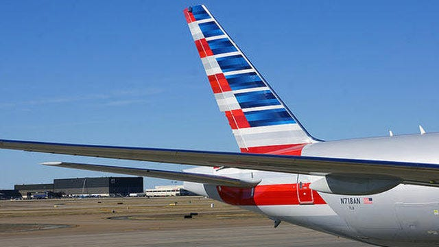 American Airlines Employees Favor The Tail Flag Design