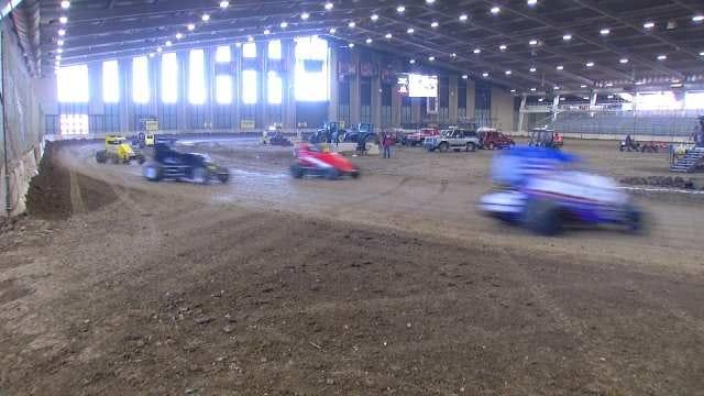 Tulsa Shootout Sprint Car Races Return To Fairgrounds