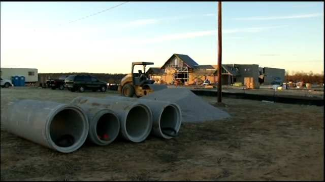 Construction To A Green Country Town Has It Seeing 'Big Times'