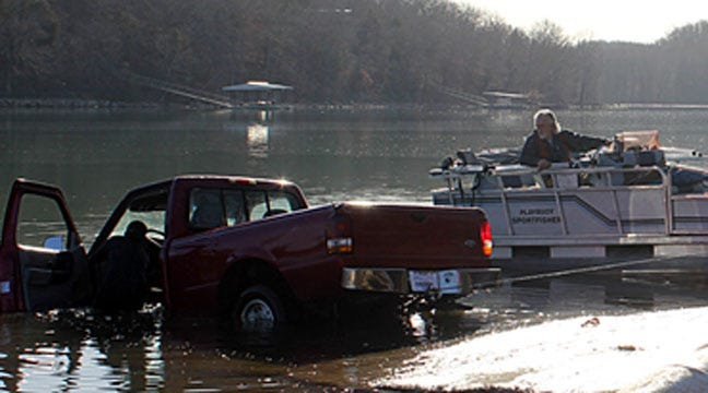 Missouri Woman Drives Ford Off Grand Lake Boat Ramp