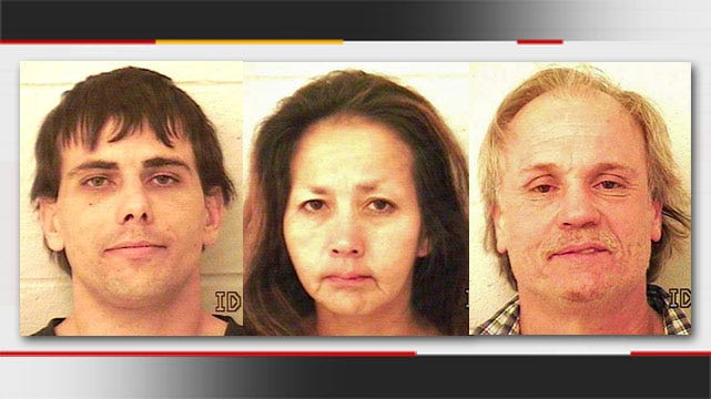 Okmulgee Deputies Arrest Three On Drug Complaints