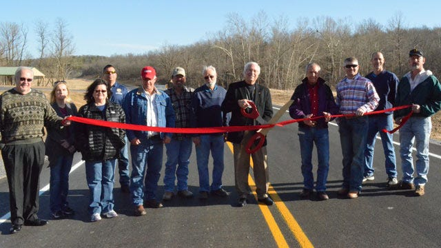 Cherokee Nation Completes Work On $9.5M Delaware County Road Project
