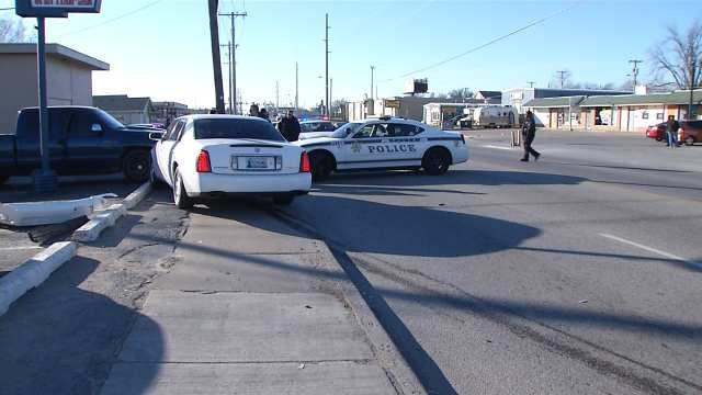 Tulsa Police Credit GPS Device With Tracking Stolen Car