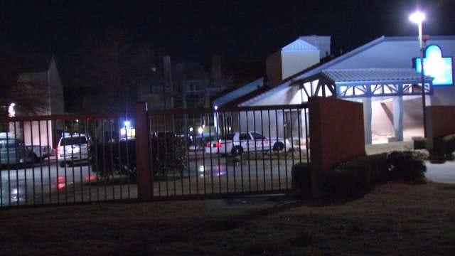Tulsa Police: Tulsa Motel Guest Shot Over Noise Complaint