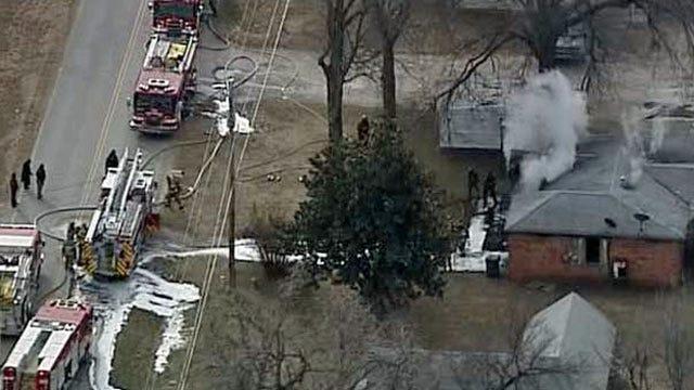 Elderly Man Dies In Berryhill House Fire