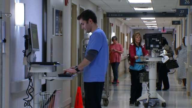 St. John Medical Center Seeing Younger Flu Patients This Season