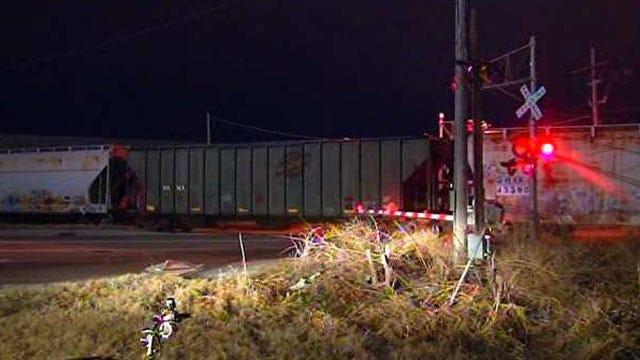 Train Derailment Closes Tulsa Railroad Crossing