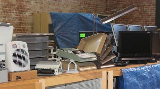 City Of Tulsa Auctioning Off Unused Items