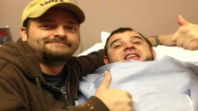 Oklahoma Man Saves Best Friend's Life