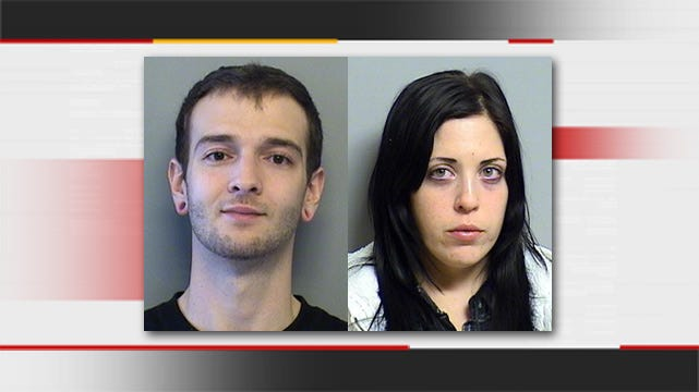 Tulsa Parents Charged With Abuse Of Month Old Twin Boys