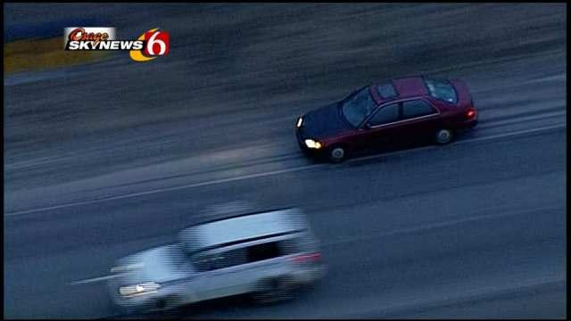 Tulsa Police Arrest Driver After High-Speed Chase