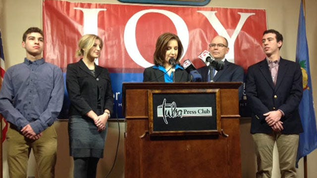 Tulsan Joy Hofmeister Announces Candidacy For State School Superintendent