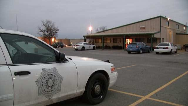 WARNING Graphic Image: Cherokee Nation Investigates K-9 Bite Incident