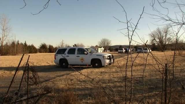 Deputies Arrest Suspect In Sperry Burglary, Shooting
