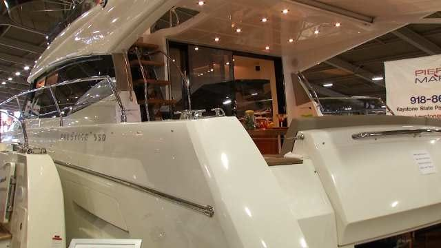 The Tulsa Boat Sport And Travel Show Is Underway