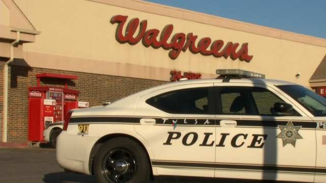 Tulsa Police Arrest Suspects In Walgreens Robbery