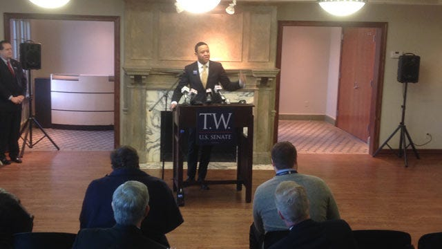 Oklahoma House Speaker T.W. Shannon To Seek U.S. Senate Seat