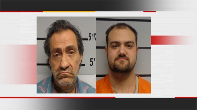 Two Delaware County Jail Escapees Captured In Mayes County