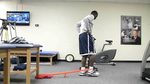 Athletes Face Long Recovery From Common ACL Injuries