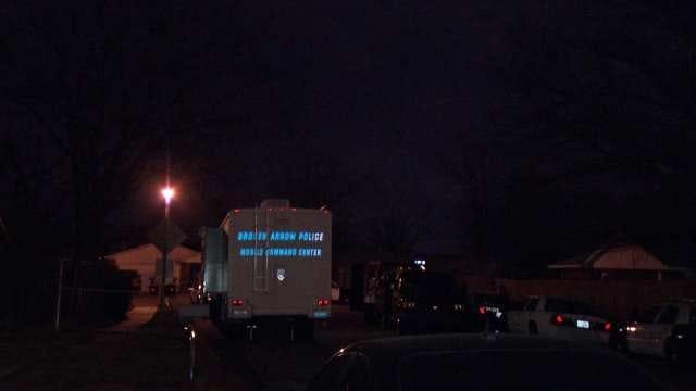 Broken Arrow Police Standoff Ends With Arrest