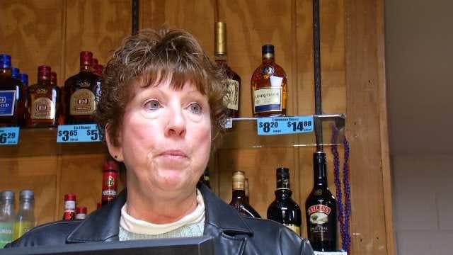 Many Behind Bars After Wagoner Liquor Store Sting