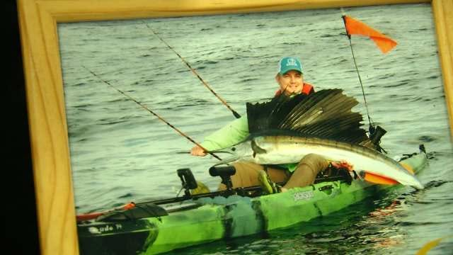 Two Oklahoma Bass Fishermen Win Kayak Sailfish Tournament