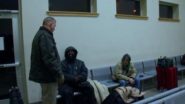 Tulsa Homeless Shelters Near Capacity In Record Cold