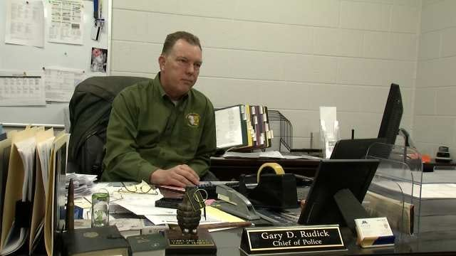 Tulsa Schools Police Chief Gary Rudick To Retire