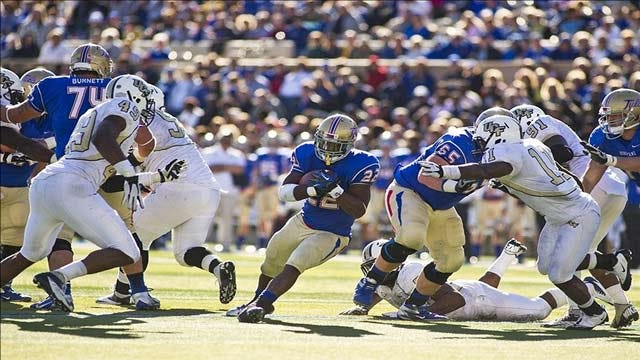 TU's Watts To Play In NFLPA Collegiate Bowl