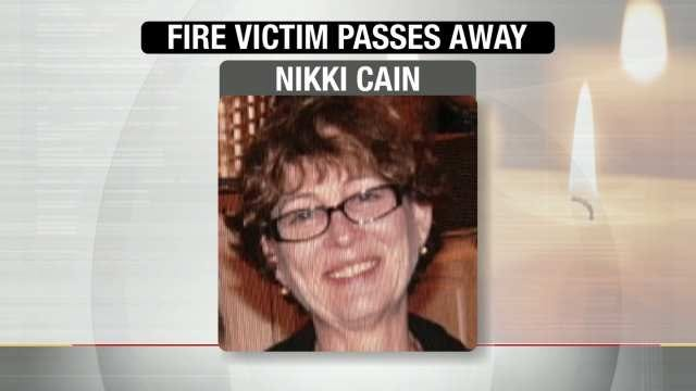 Five Years After Fire, Tulsa Woman Dies From Injuries