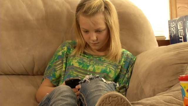 Green Country Mom Says Video Phone App Used To Send Lewd Messages To Child
