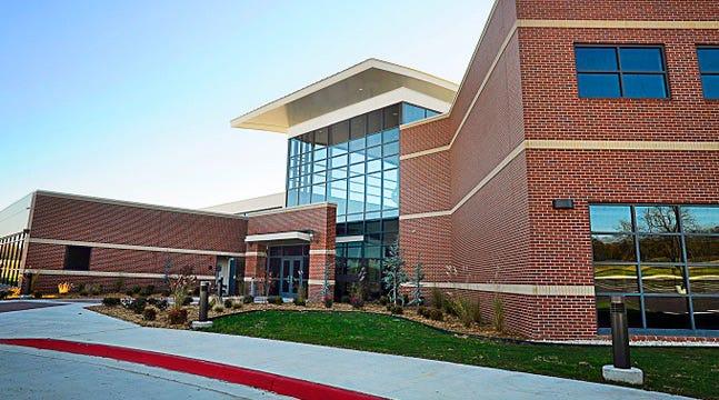 Oklahoma College Opens New Building In Pryor
